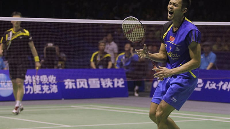 'Super Dan' steered China to their fifth consecutive Thomas Cup crown [Reuters]