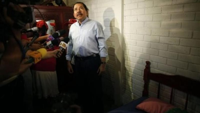 Nicaragua's President Daniel Ortega's fixation on getting support for the war on drugs may be 'tacking to the right in order to curry favour with socially conservative voters' argues author [AP]