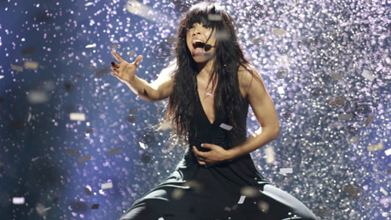 Loreen's victory in Baku marks the fifth time Sweden has won the annual competition [Reuters]