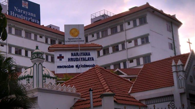 narayana hrudayalaya heart hospital case Narayana health (formerly known as narayana hrudyalaya) is a chain of multi-speciality hospitals, heart centres, and primary care facilities with its headquarters in, bengaluru, india.