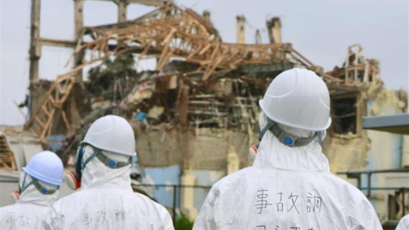 Disaster in 2011 set off  world's worst nuclear crisis in 25 years when the Fukushima plant was damaged [Reuters]