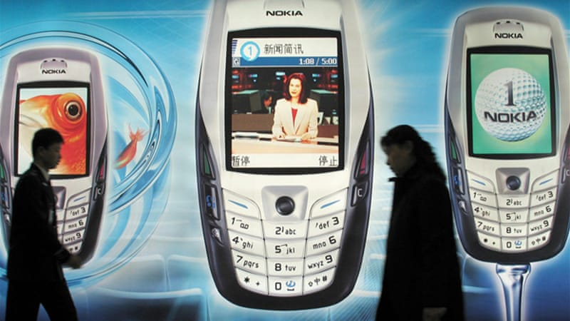 Nokia said that it would book additional restructuring charges of around $1.3bn by end of 2013 [EPA]