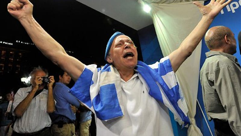 Greece results bring relief but no remedy