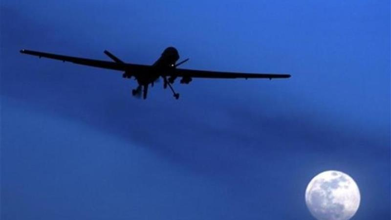 'It is for him [Obama] and only him to decide who will live and who will die under the drones,' writes author [AP]