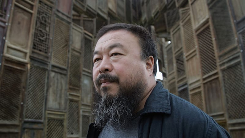 Chinese dissident artist Ai Weiwei remains an outspoken critic of his government [GALLO/GETTY]
