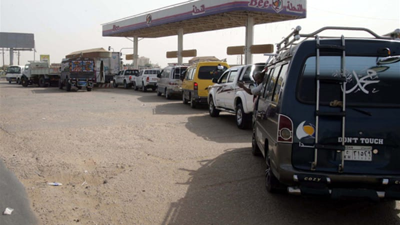 The Sudanese government has revealed a plan to implement an austerity package that will cut fuel subsidies [EPA]