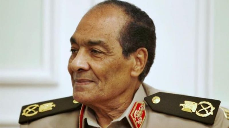 The goals desired by Field Marshal Tantawi and SCAF have long been known, say analysts [Reuters]
