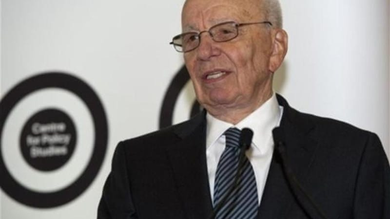Murdoch had previously resigned from three other major UK media companies [AP]