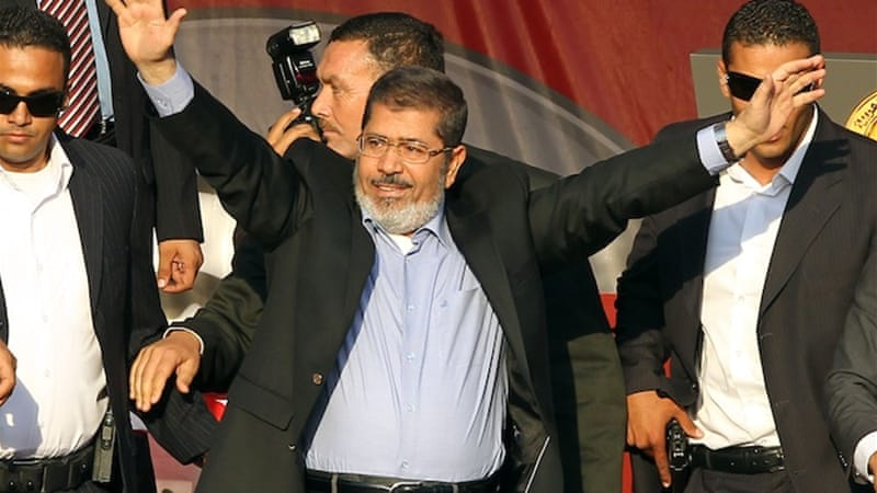 Morsi's election as seen from Palestine