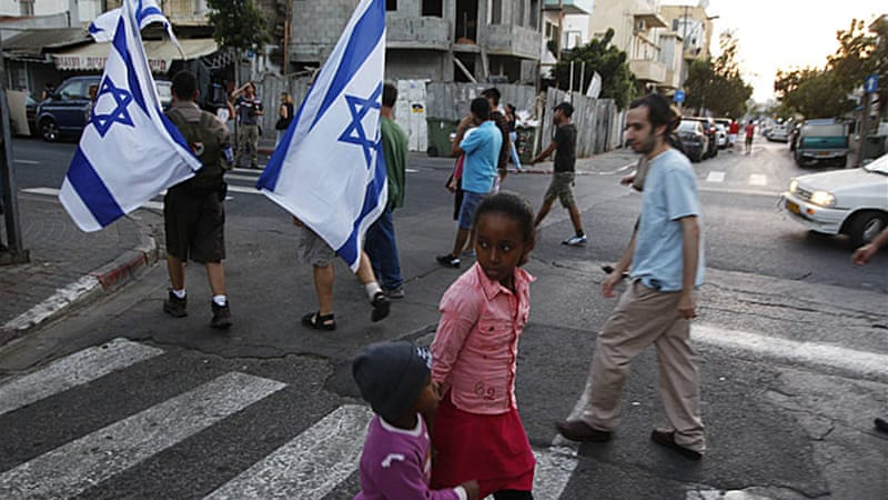 Controversial immigration law aimed at stemming flow of African migrants into Israel has gone into effect [Reuters]