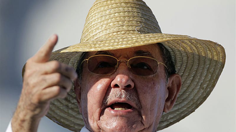 At 81, Raul Castro is already 15 years past Cuba's official retirement age [Reuters]