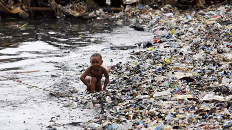 Plastic pollution essay english