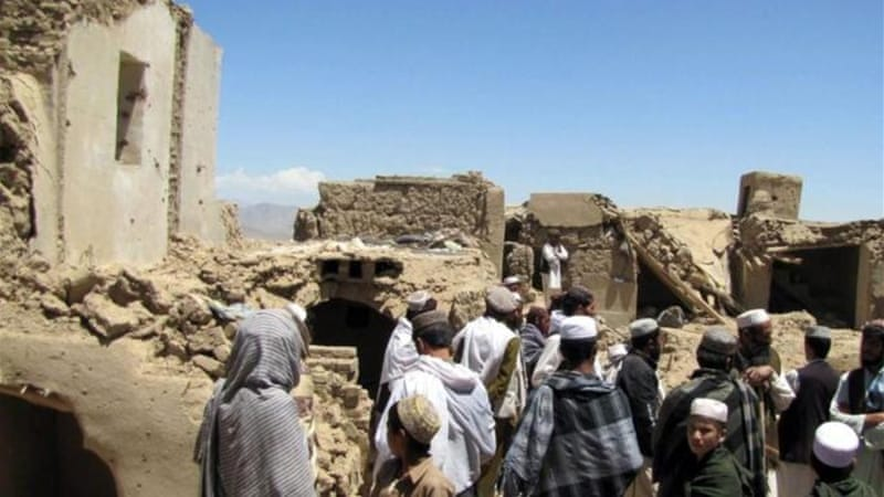 While civilian casualties have been lower this year, violence is once again on the rise across Afghanistan. [EPA]