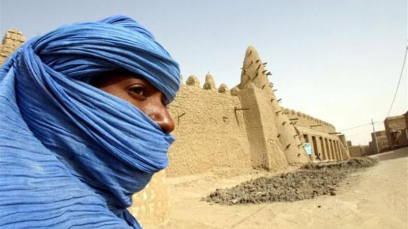 Blood ties tend to override ideological ones in Tuareg society [REUTERS]