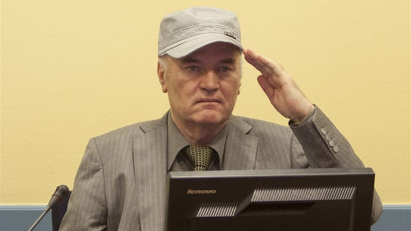 Mladic was in hiding for 16 years before being arrested in 2011 [Getty Images]