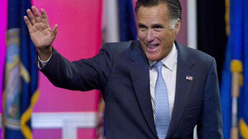 Mitt Romney has reportedly sought to misrepresent President Obama's words in his campaign [Reuters]