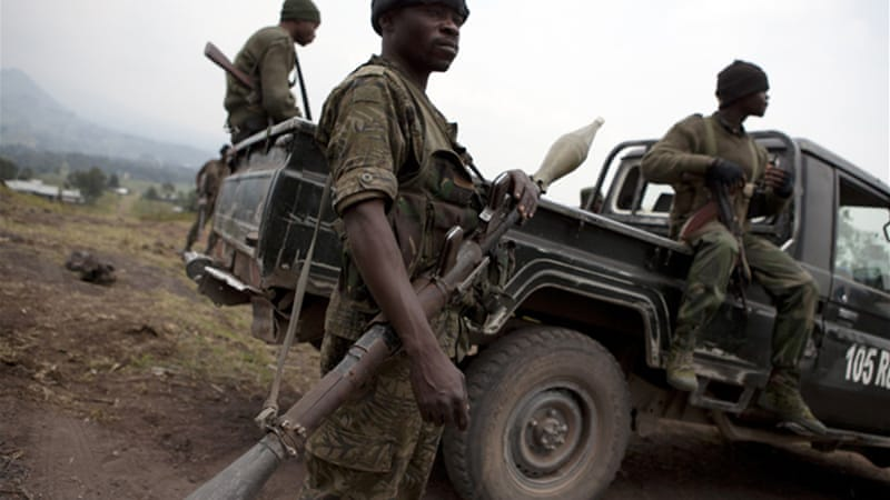 UN investigators have accused Rwanda of helping create, arm and support the M23 rebel movement [Reuters]