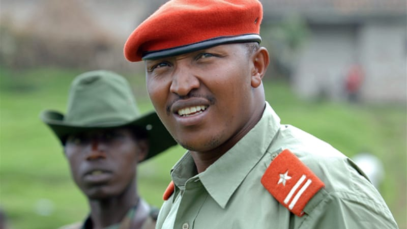 Ntaganda is accused of responsibility for murder, rape and sexual slavery, persecution and pillaging [AFP]