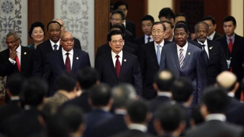 China has announced doubling the amount of credit to African countries at the Forum on China-Africa Co-operation [Reuters]