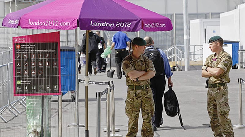 Police has insisted the case has nothing to do with the Olympics, which begins on July 27 [Reuters]