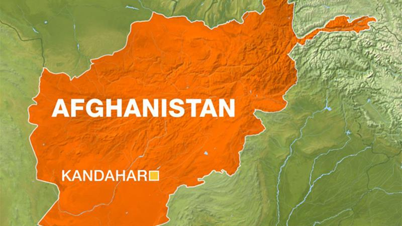 North Atlantic Treaty Organisation  convoy attacked in southern Afghanistan