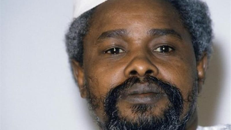 Hissene Habre ruled Chad from 1982-1990 [AFP]