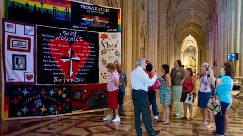 DC hosts AIDS event in shadow of epidemic