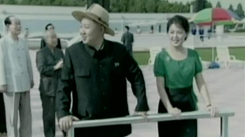 In a break from prior practices, it was recently announced that new leader Kim Jong-Un is indeed married  [Al Jazeera]