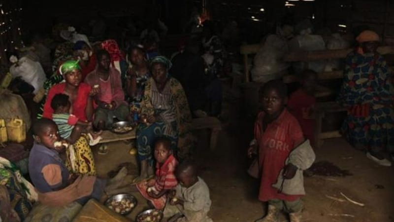According to UN agencies, more than 260,000 people  have been forced from their homes in DR Congo [Reuters]