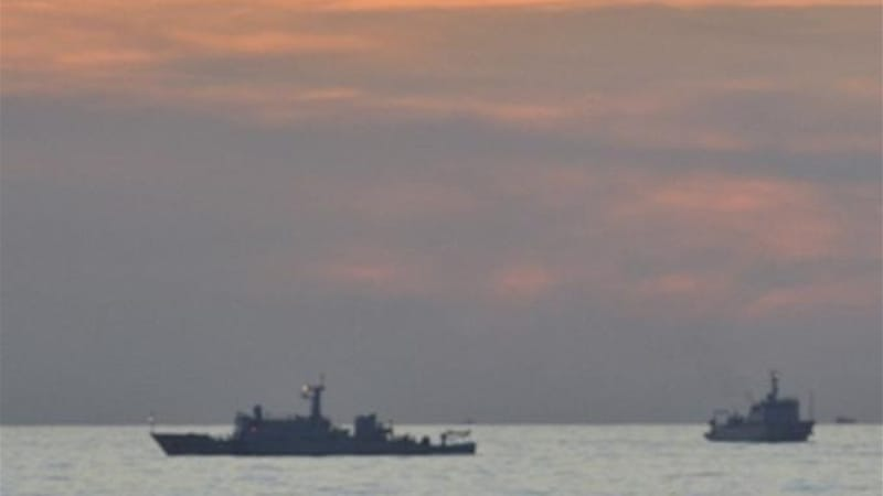 Standoffs between China and other claimants of the waters have become common in South China Sea [Reuters]
