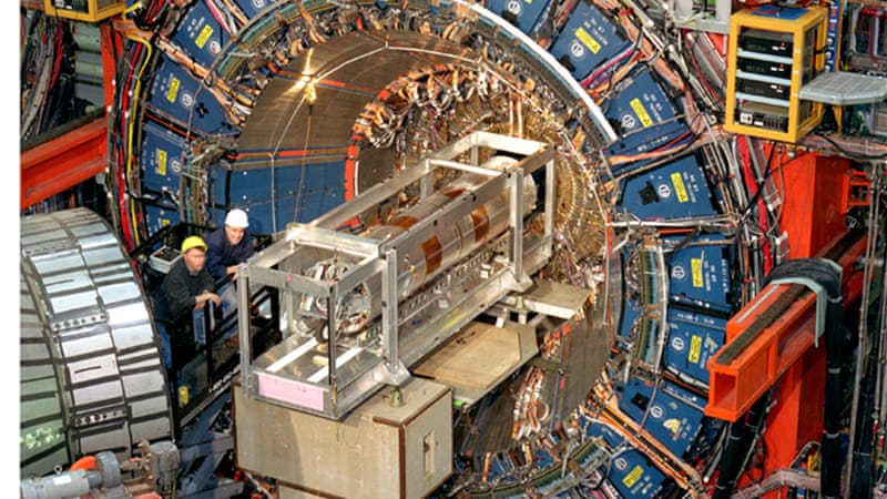 If physicists can confirm the existence of Higgs boson, it will be the most important breakthrough in science [EPA]