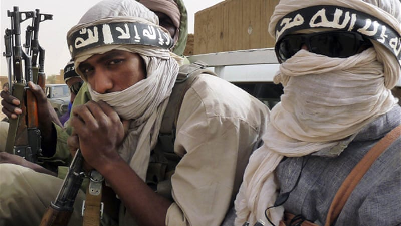 Islamist groups Ansar Dine and MUJAO took control of the ancient towns of Gao and Timbuktu last week [Reuters]