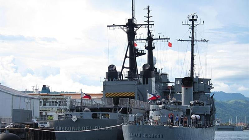 Standoff at Scarborough Shoal