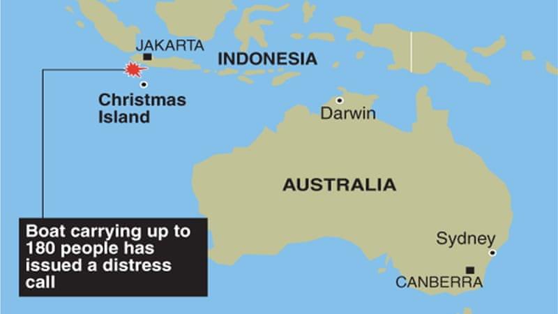 Boat Is Latest In A Series Of Asylum Seeker Vessels Attempting To Reach Australia S Territory