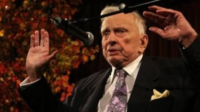 Gore Vidal remembered: 'Every time a friend succeeds, I die a little'