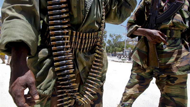 Al-Shabab said they would execute five hostages within three days unless the Kenya buckles to their demands [EPA]