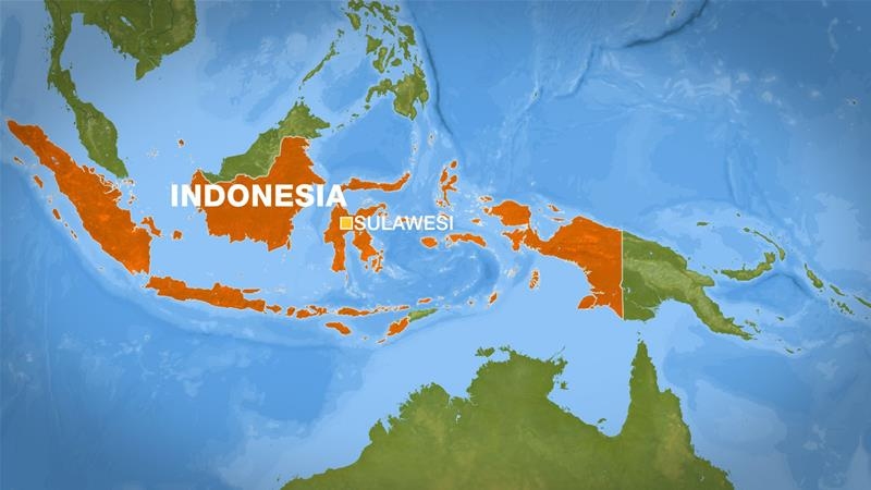 Magnitude 7.5 natural disaster triggers tsunami in Indonesia