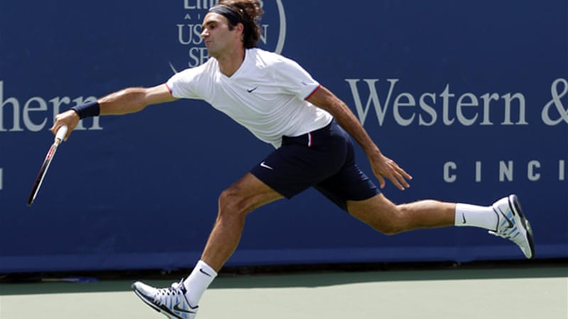 The win against Djokovic gives Federer his 76th career title and 21st Masters title [Reuters]