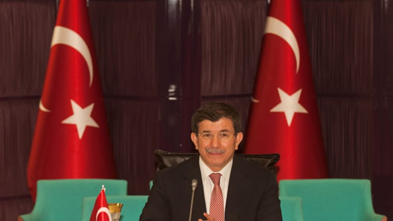 """AKP detractors... have tried their best to discredit the Turkish approach and its chief architect, the foreign minister, Ahmet Davutoglu,"" says author [EPA]"