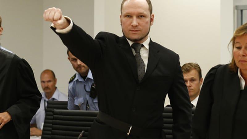Anders behring breivik good topic
