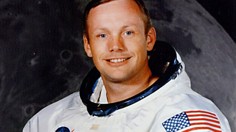 Astronaut Neil Armstrong died on August 25, 2012, at age 82 [AP]
