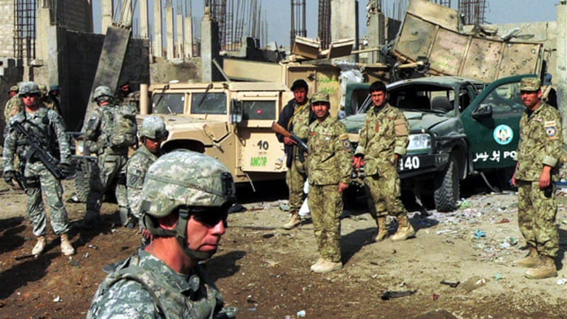 How quickly will the US leave Afghanistan?