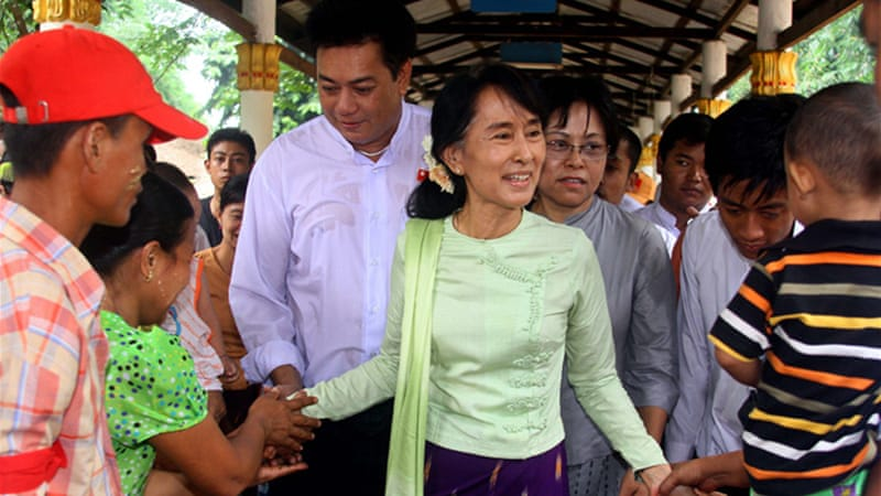Aung San Suu Kyi's shaky moral high ground