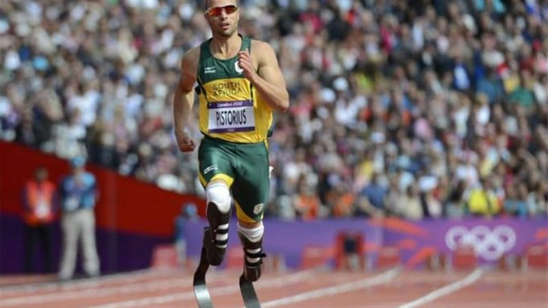 Pistorius competed in both the Olympic and Paralympic Games at London 2012 [EPA]