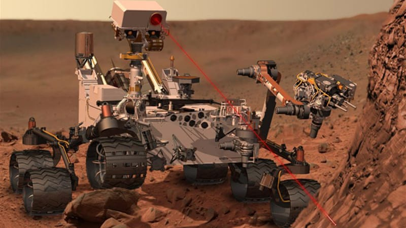 The Mars rover could help answer the age-old question: Is life on Earth special? [NASA/JPL-Caltech]