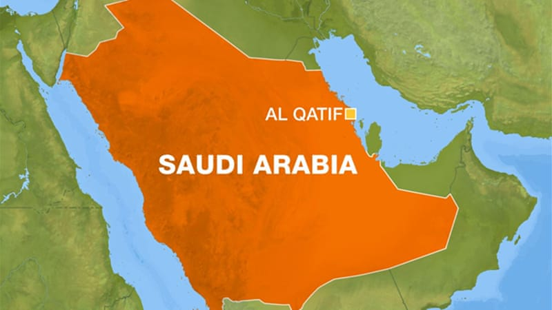 About two million Shia Muslims live Saudi Arabia, mostly in the eastern region of Qatif [Al Jazeera]