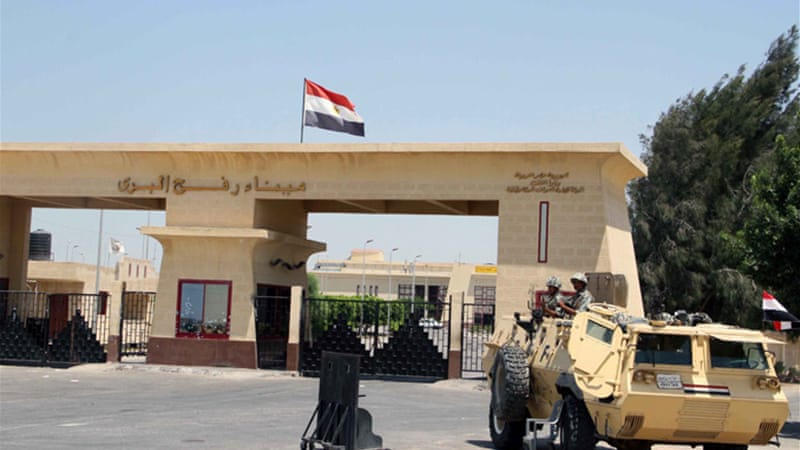 On August 5, 2012, 16 Egyptian border guards were killed in an attack on a Sinai checkpoint [EPA]