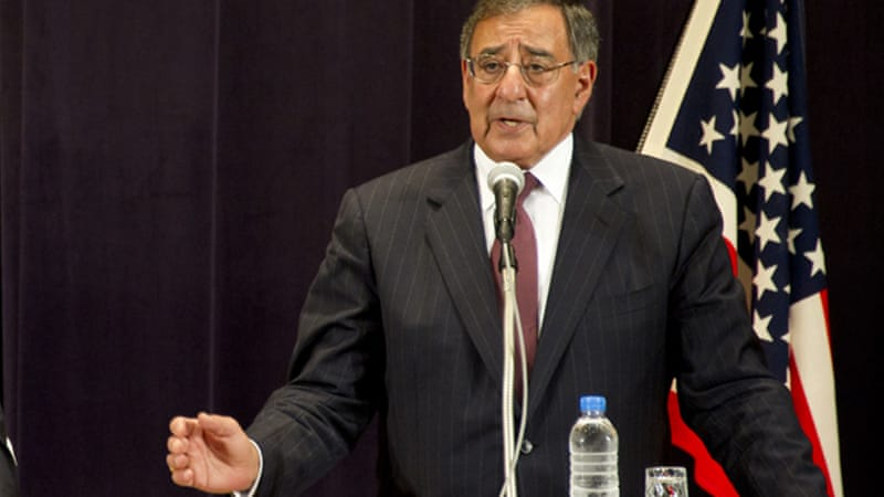 US Defence Secretary Leon Panetta signed an order on Friday to send two Patriot missile batteries to Turkey [EPA]