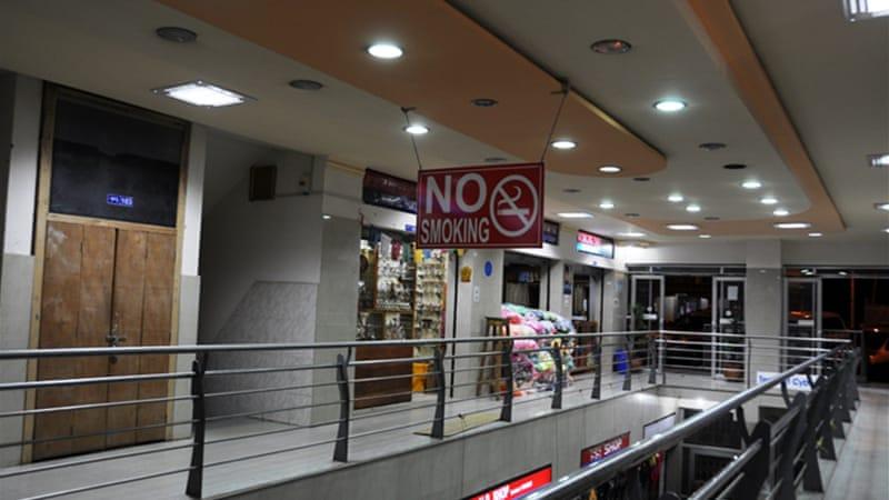Bhutan smokers huff and puff over tobacco ban | India | Al