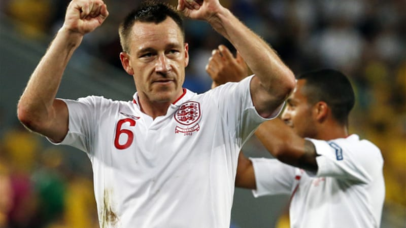 Terry was the first England player to be stripped of the national team captaincy twice [Reuters]